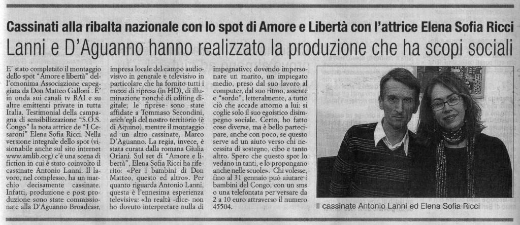L'Inchiesta 28-01-2011