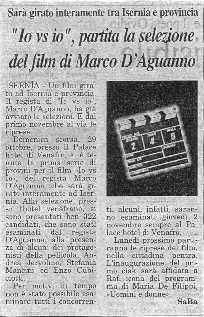 Oggi Nuovo Molise 01-11-2006