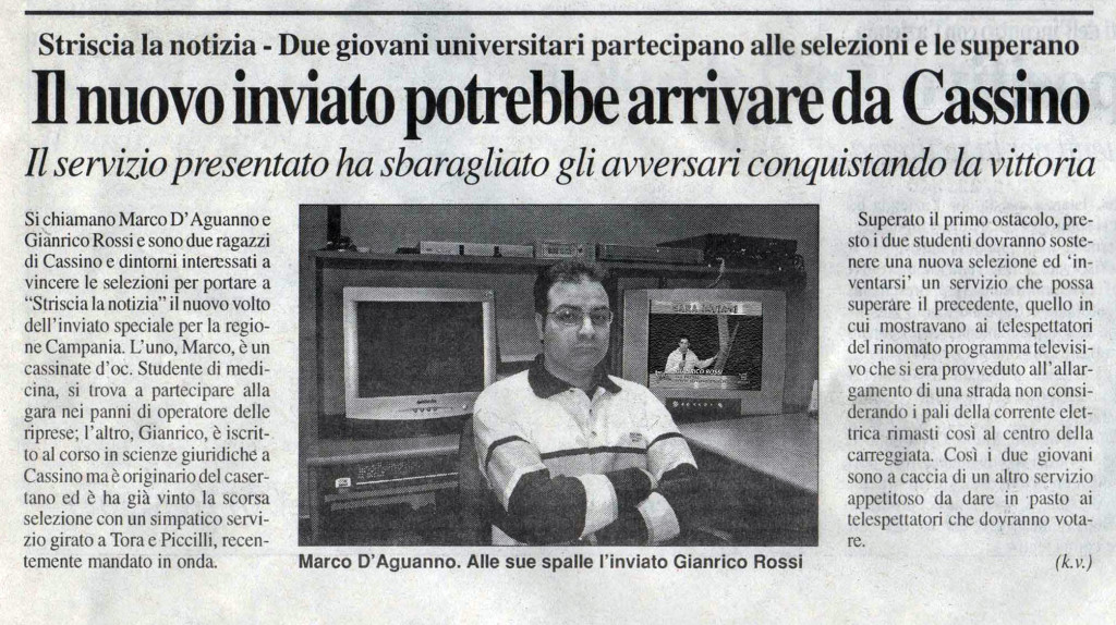Ciociaria Oggi 03-03-2005