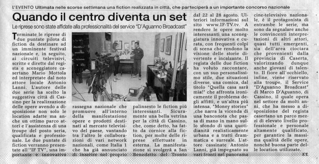 La Provincia Quotidiano 14-06-2011